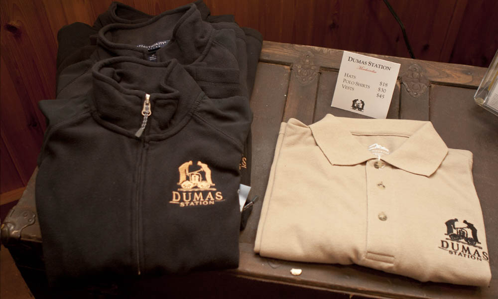 dumas station clothing
