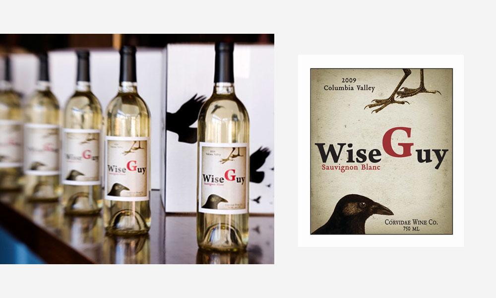 owen roe wiseguy label design
