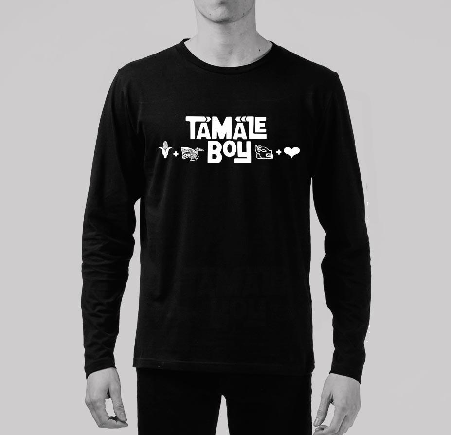 Tamale Boy brand design