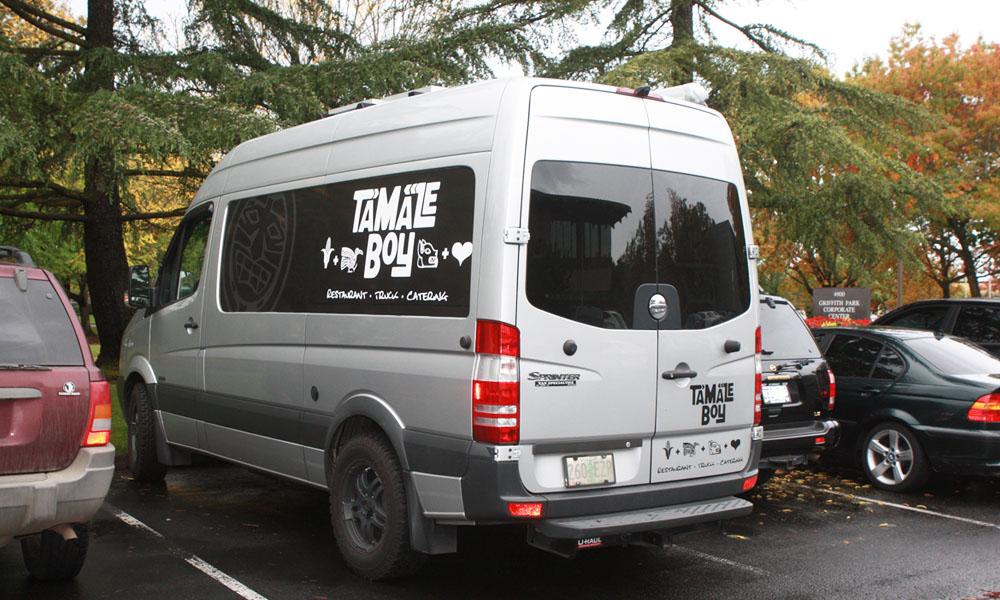 tamale boy truck