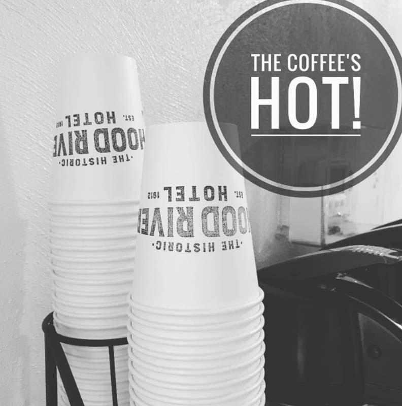 hood river hotel coffee