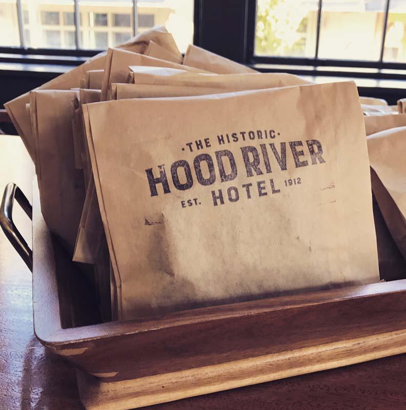 hood river hotel cookies