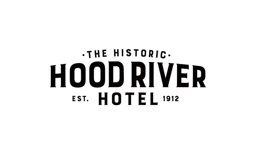 Hood River Hotel Logo