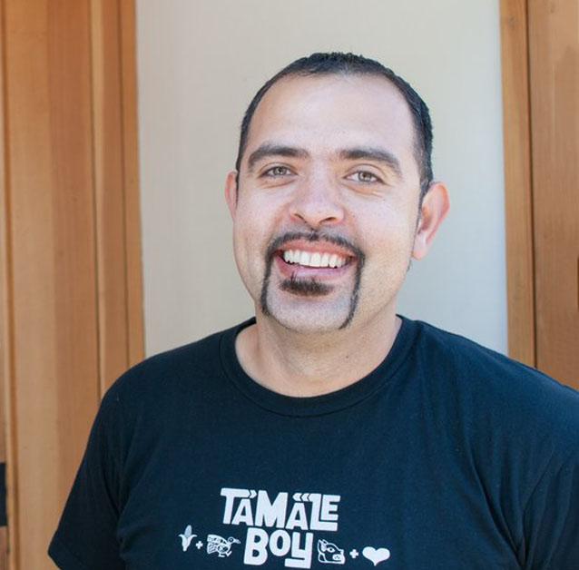 Jaime Soltero Tamale Boy