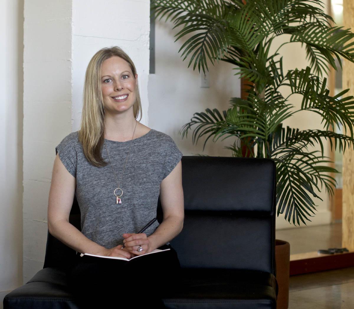 Laurel Caroll Portland copywriter