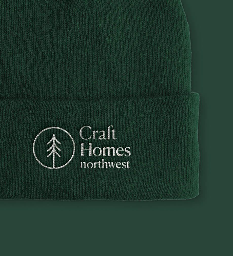Portland brand design Craft Homes NW