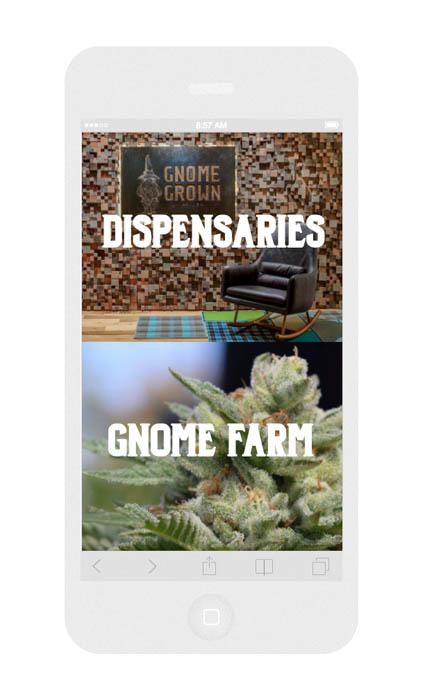 Portland Cannabis Web Design
