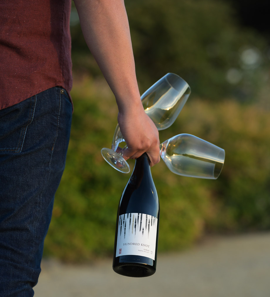 Portland web design RD Winery