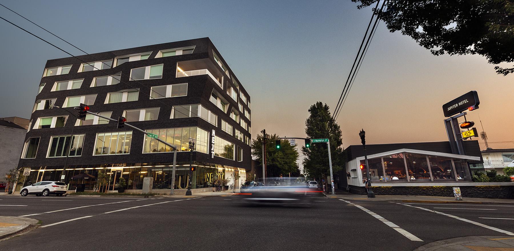The Jupiter hotel Portland