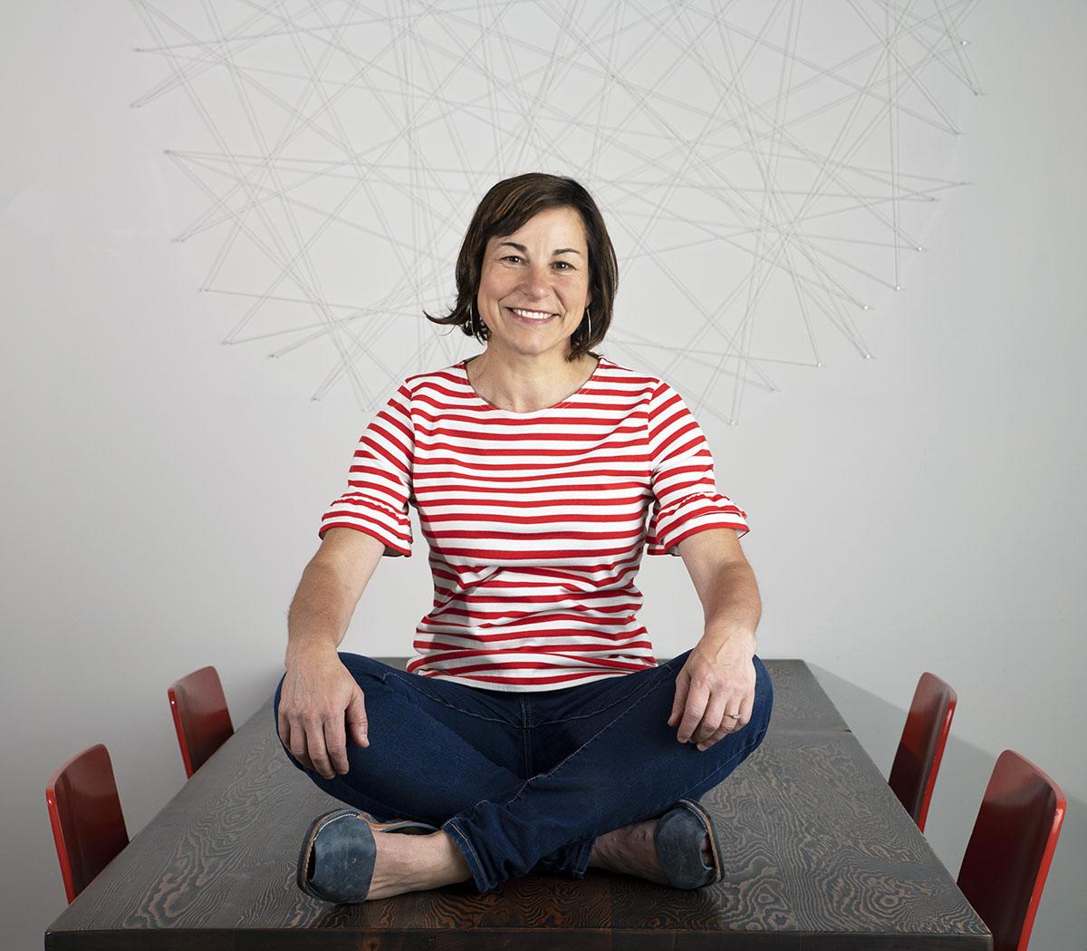 Zoe Mendell Portland designer